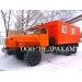 Каротажный подъемник (лаборатория гис)  шасси Урал 4320